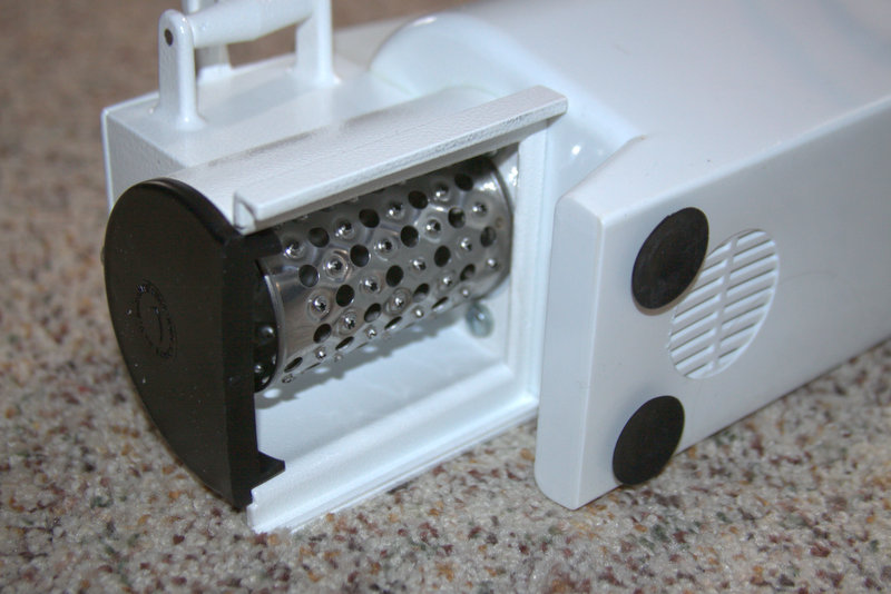 electric cheese grater ghiro made in italy n i b ebay. Black Bedroom Furniture Sets. Home Design Ideas